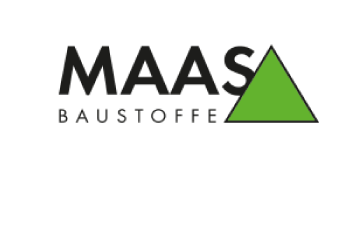 Logo Maas Baustoffe – Referenz von Valuniq Pension Consulting, Herzogenaurach