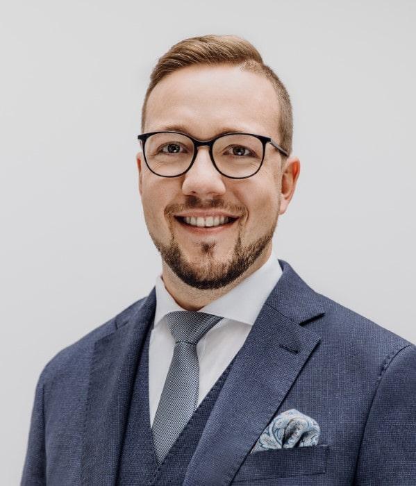 Pascal Baumüller, geschäftsführender Gesellschafter Valuniq Pension Consulting, Herzogenaurach