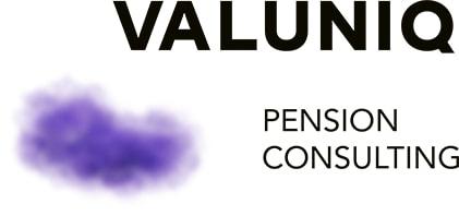 Logo Valuniq pensionconsulting